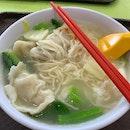 Dumpling Noodles ($4)
