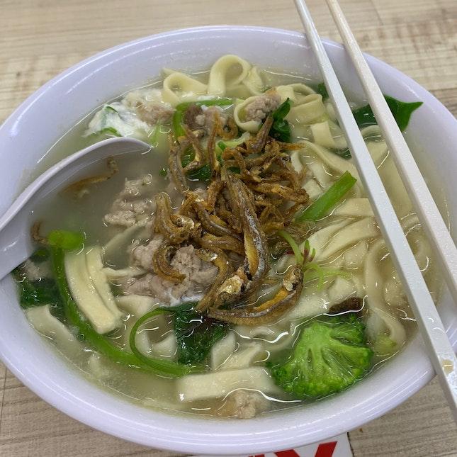 Ban Mian 板面 ($3.50)