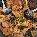 Great Chicken Pot Dish