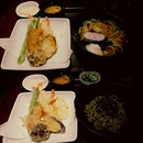 Japanese Quick Meal..