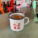 HOT LEMONGRASS TEA