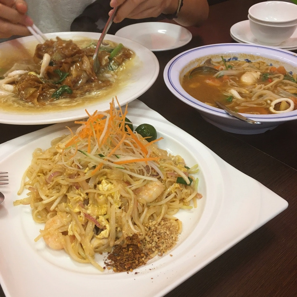 Chinese + Thai In 1 Place!