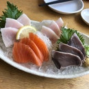 Favourite is Swordfish & Salmon