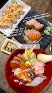 Sashimi overload