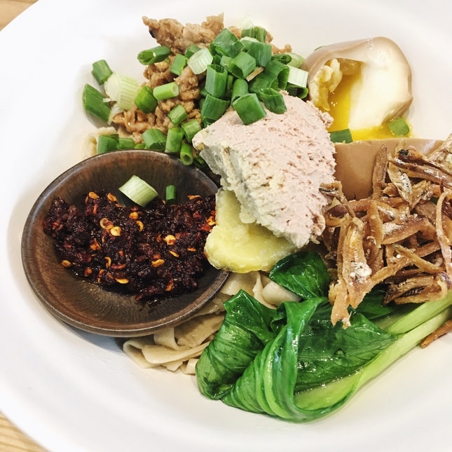 For Irresistible Chilli Pate Mee