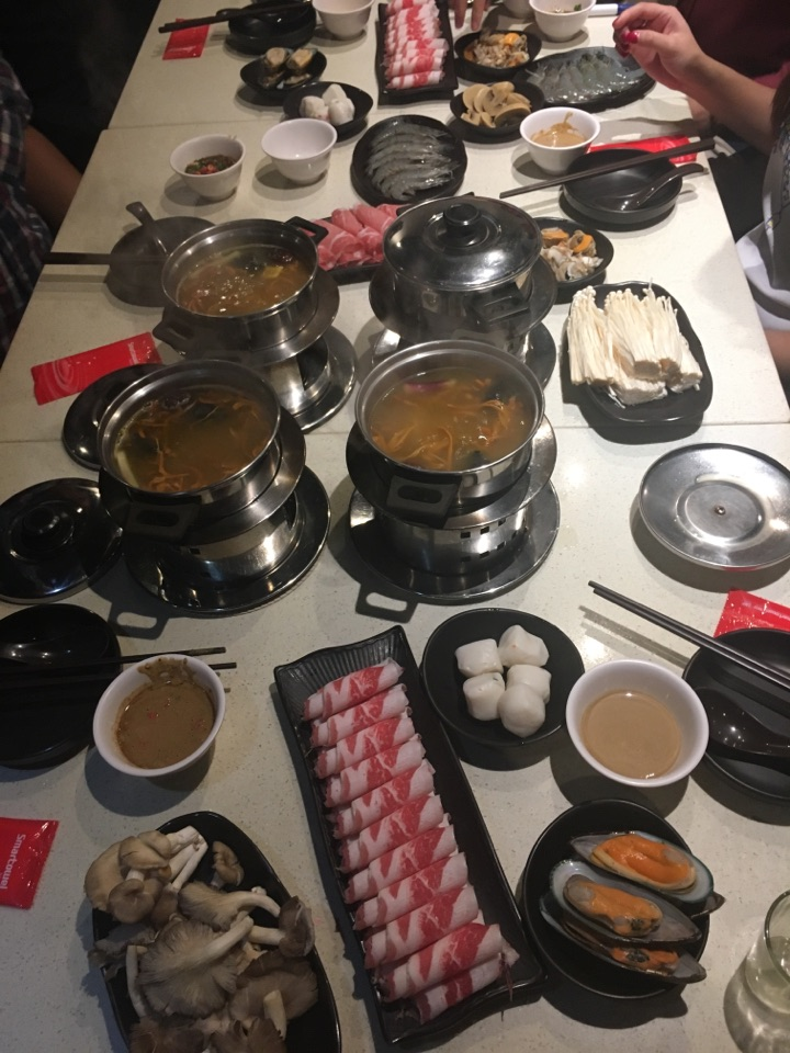Chinese Steamboat