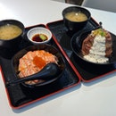 1-for-1 Mentaiko Salmon Don & Wagyu Roast Beef Don