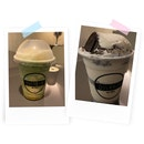 1-For-1 Soft Serve (Durian Chendol and Cookies & Cream)
