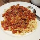 Spicy Chicken Spaghetti ($8.90)