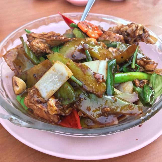 FishHead with Bitter Gourd 金香鱼头