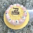 Yuzu Raspberry Cake