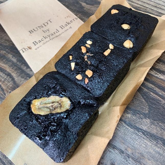 Black Cocoa Brownies