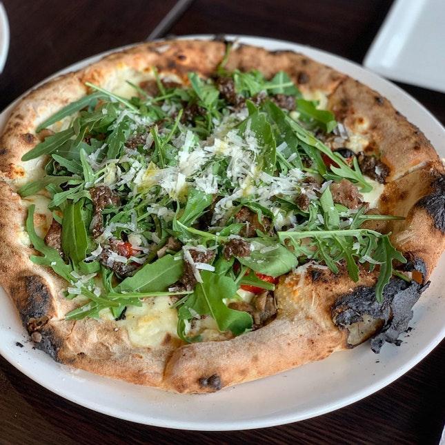 Zazz Pizza ($26)