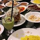 Authentic Indonesian cuisine 💯✔#dinner #burpple