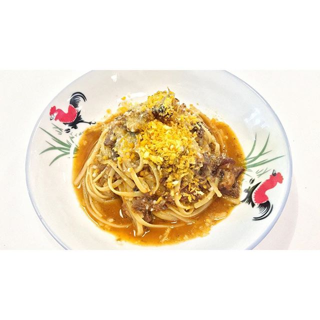 | 🍝 Sincere plate of Pasta 、 Somehow I felt Familiarity in the Taste。 ...