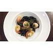 | 🍝 Al dente Squid Ink Pasta 、 With a dash of White Wine。...