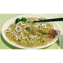   🍲 I have tasted better hokkien prawn noodles 。 ...