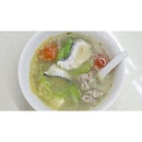 | 🍲 Clear Fish Soup with a Savoury touch 。...
