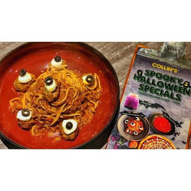 | 🍝 Beef Bolognese turns Creepy !...