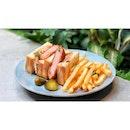 | 🥪 Jap Style Tonkatsu Sandwich 。...