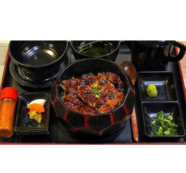   🍱 Cheap Tasty Unagi Hitsumabushi !...