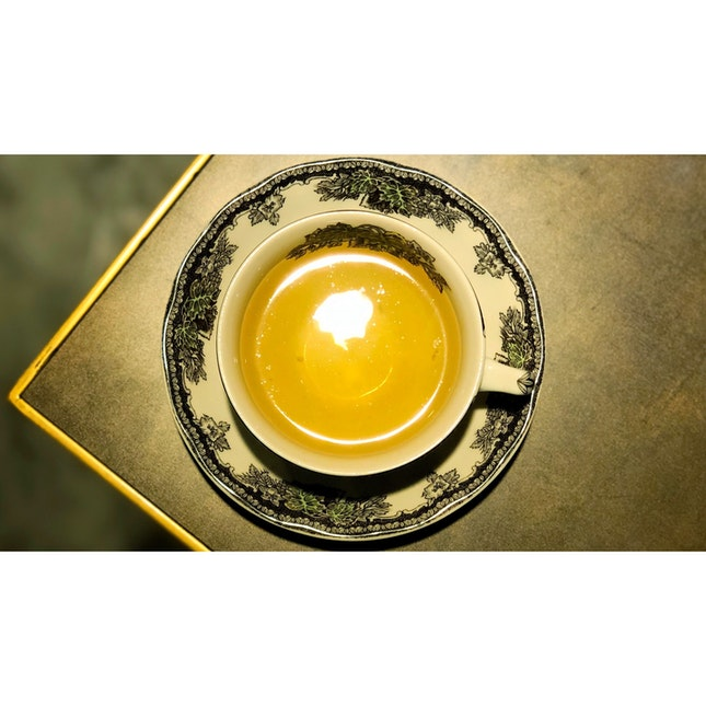 | 🍵 Cup of Jujube X Chrysan Tea 。...