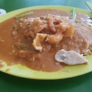 Satay Behoon With Long Queue