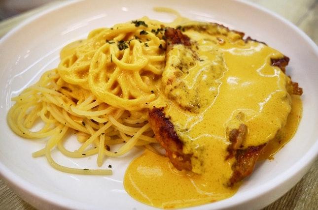 SEY Pasta 💛☺️💛
