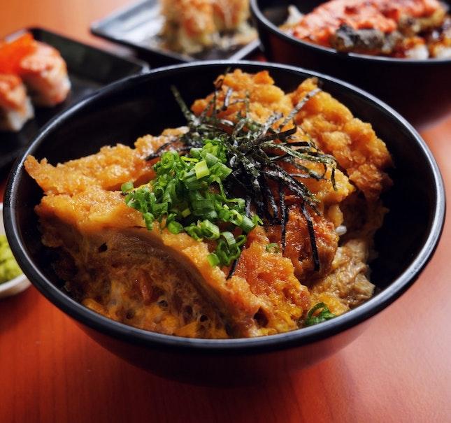 Chicken Katsu Don ($5.80)