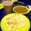 Roti prata from Thasevi Jalan Kayu Oh dear!