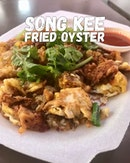 Oyster Omelette  Here's a closer look at my favorite Orh Luak!