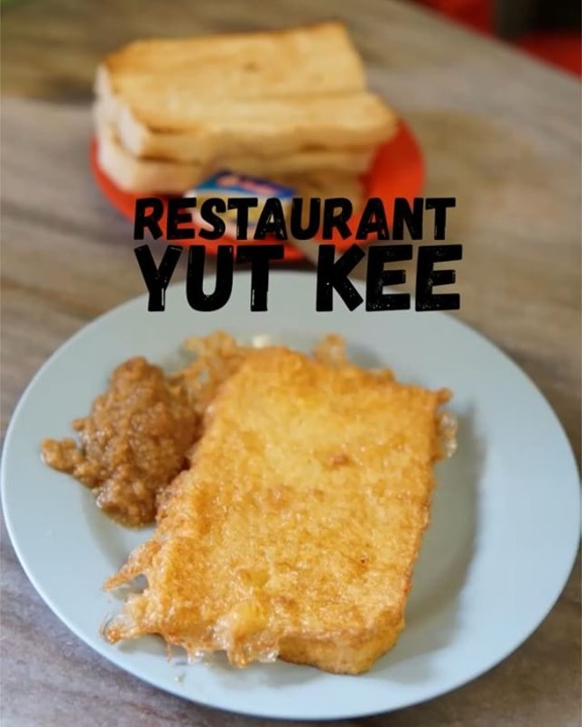 Yut Kee This is the kind of restaurant that gives you a sense of comfort  plus a touch of nostalgia!