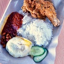 Nasi Lemak The only Monday with no Blues is when it falls on the eve of a Holiday!!