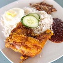 Nasi Lemak Back at my old hood for this and I'm happy to say that their standard is still there!