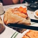 Pan fried Siew Mai at Jing Hua.