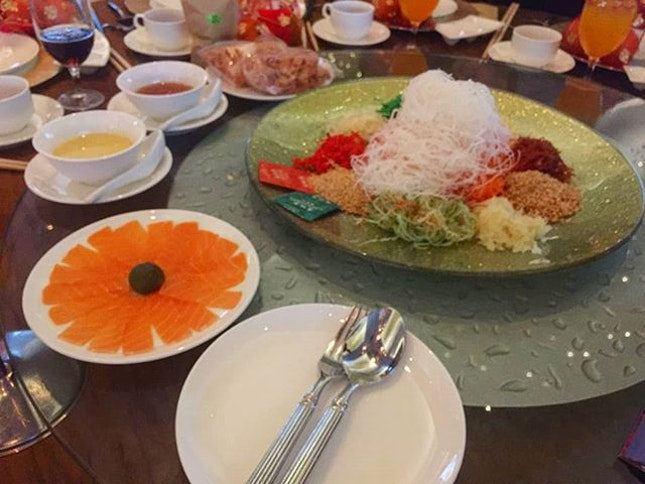 [New Post up on Blogsite] 👉 click active link in bio to read about MBS' vegetarian lohei.