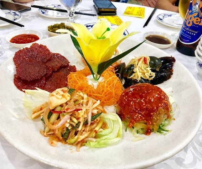 [New Post up on Blogsite] 👉 click active link in bio to read all about the famous Dinner and Auction for Hungry Ghost Month, and what it entails.