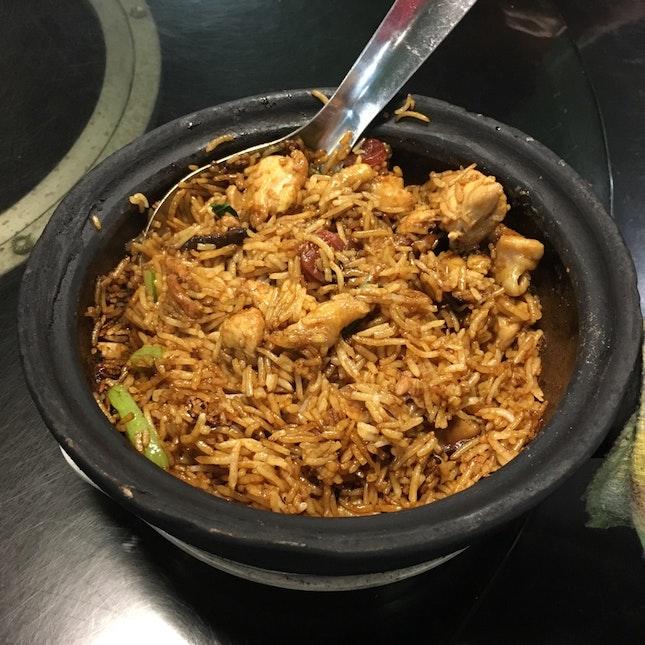 Best Claypot Rice!