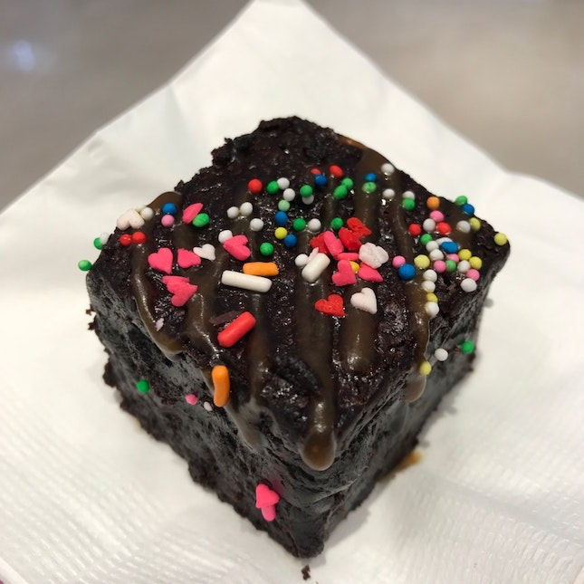For Fudgy Brownies On The Go
