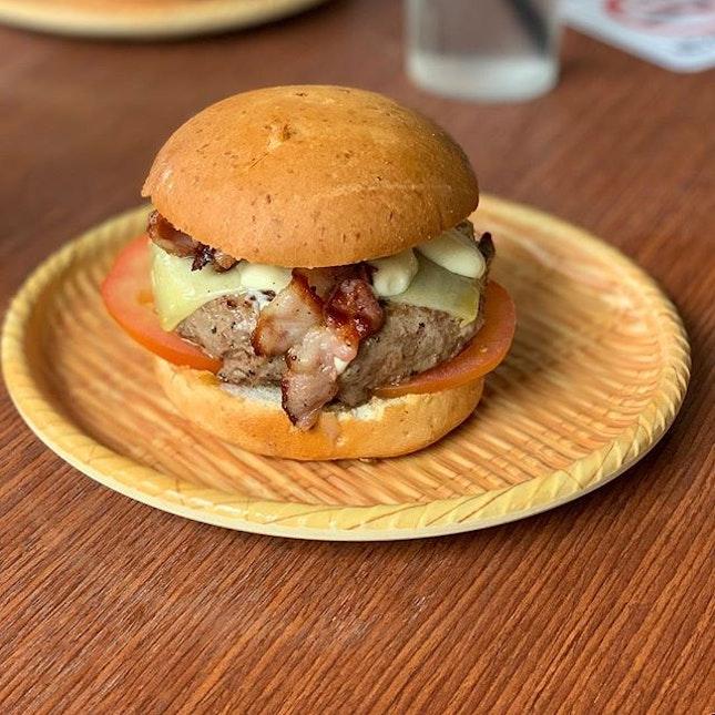 #burpple mmm yummy prime beef with bacon
