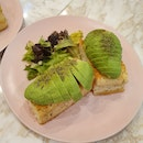 Avocado Toast $10.80