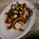 Grilled Octopus ($39.80)