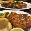 Chicken with Lemon Sauce, with Any 2 Sides ($9.90)