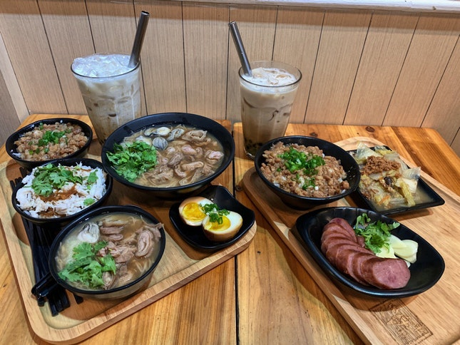 Authentic Taiwanese Eatery