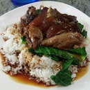 Braised Pork Knuckles W Rice (9nett)