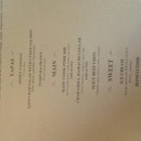 Set Lunch Menu