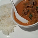 Massaman Beef Curry (Main Of Executive Set Lunch)