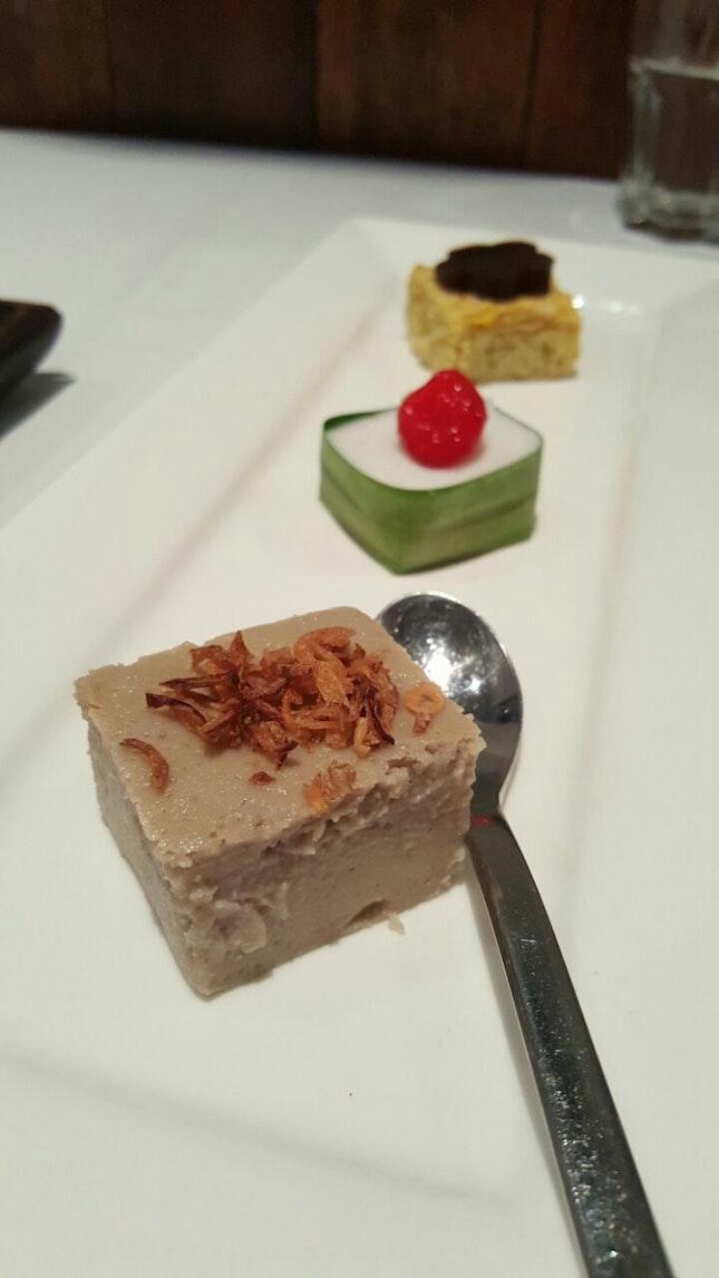 Dessert Platter (Dessert Of Lunch Set)
