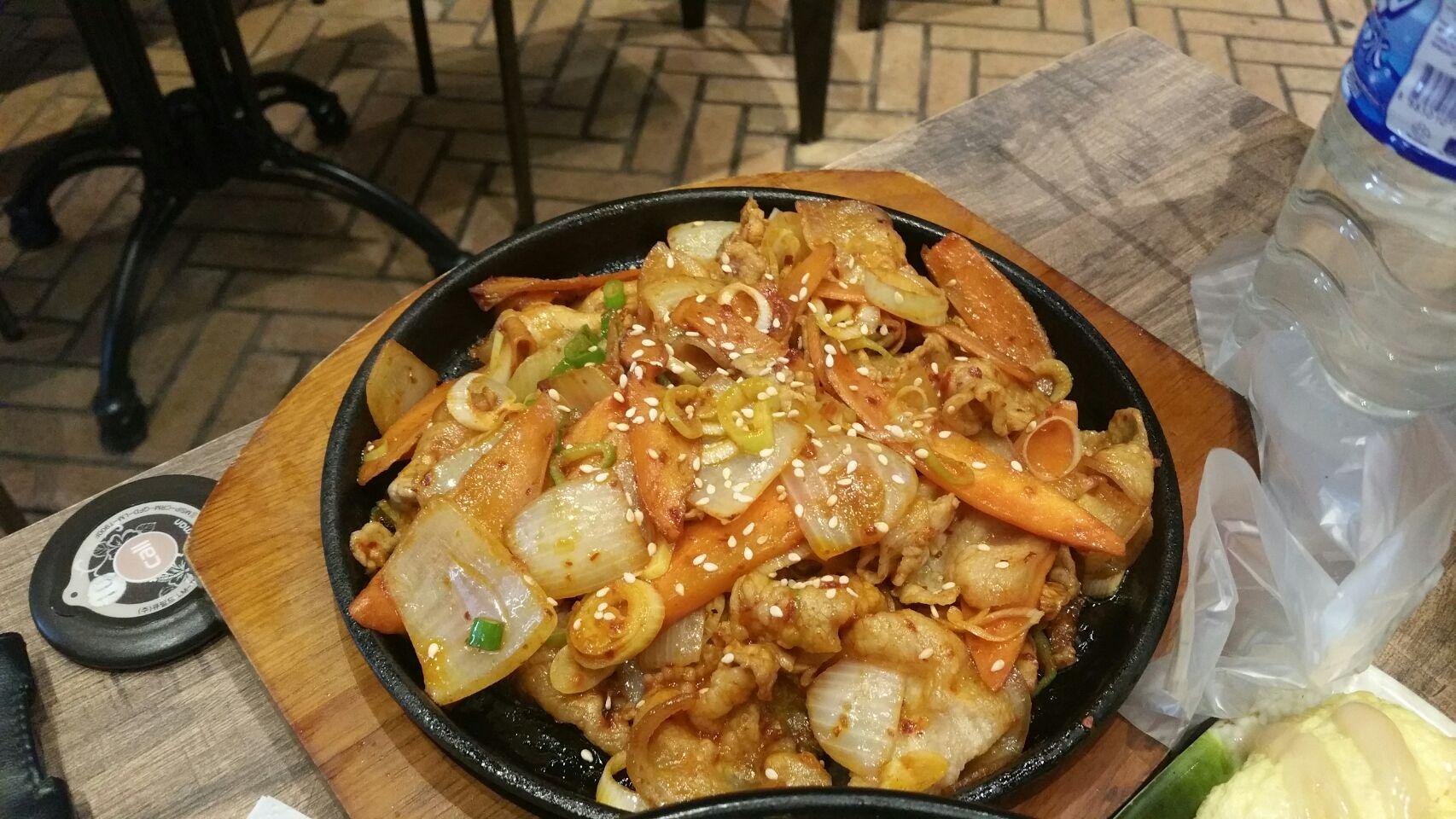 Spicy Pork14.8++