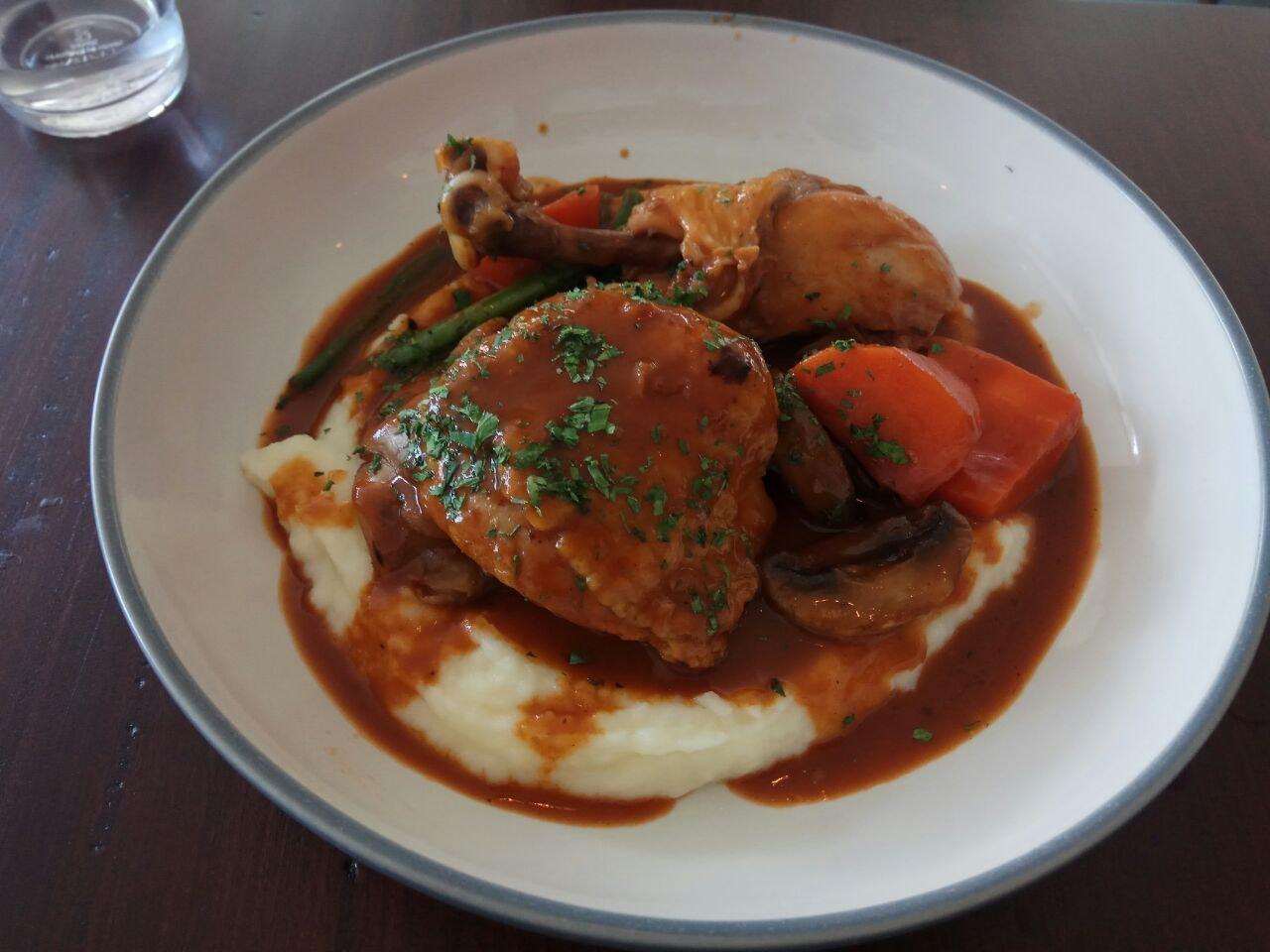 Braised Chicken Leg 23nett